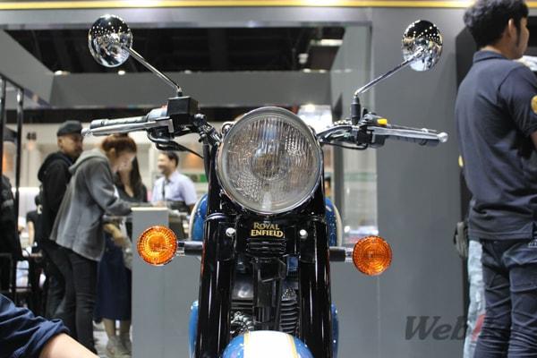 Royal-Enfield Motorcycle