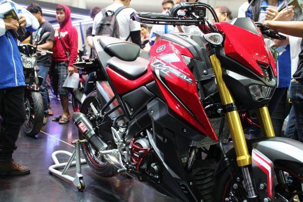 Yamaha motor expo 2015