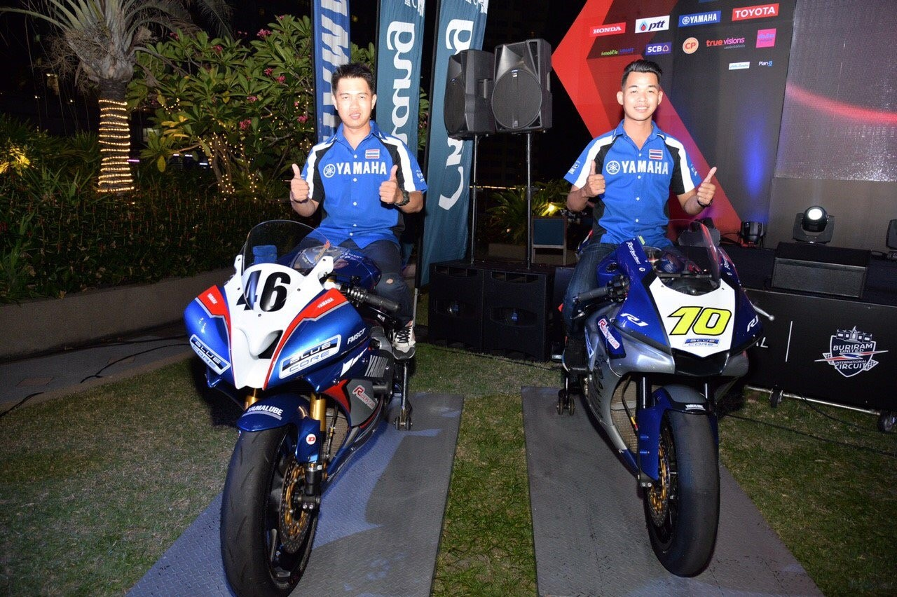 YAMAHA THAILAND RACING TEAM WSBK 2016