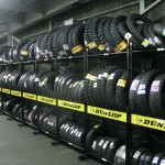 Tire Counter