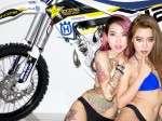 Miss ThaiMXGP Contes