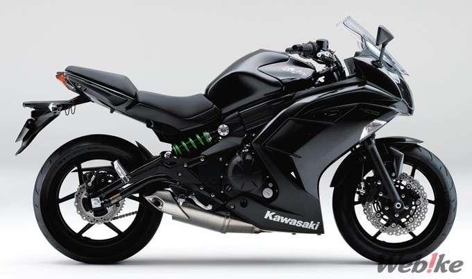 New Kawasaki Ninja400 Special Edition Released In 2016 Models
