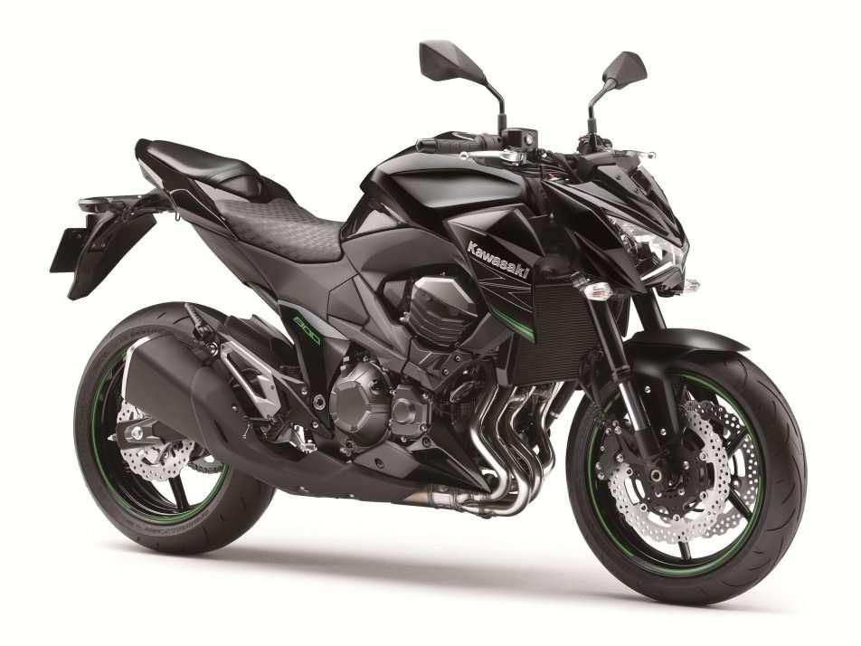 Kawasaki Z800 - 2017