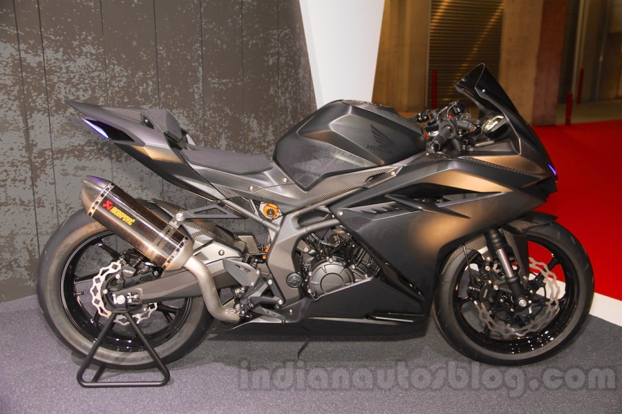 honda cbr250rr to launch in indonesia in october 2016