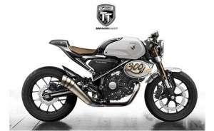 ฮอนด้าเปิดตัวคอนเซ็ปต์ไบค์ 300 TT Racer !!
