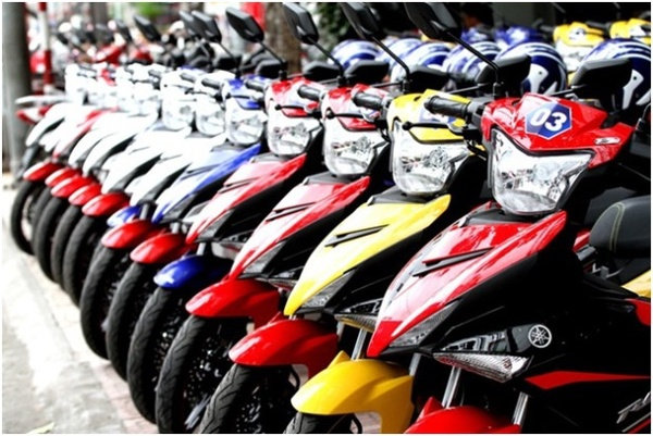 All types of degrees, thousands of toys for Yamaha Exciter type
