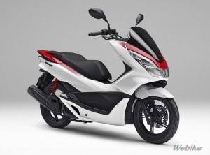 "Honda, limited edition of the ""PCX Special Edition"" and ""PCX150 Special Edition"" of special specification"