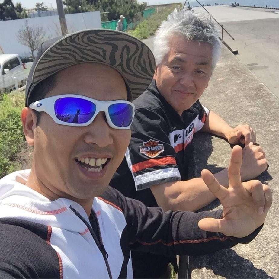 """Hiroyuki Ogawa a.k.a """"OGA"""" และ Kagawa a.k.a """"Dandy Kagawa"""""""