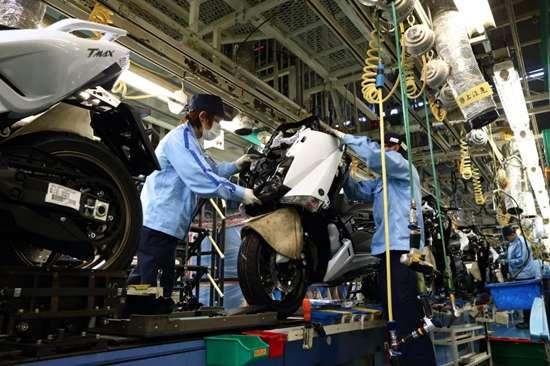 Kawasaki India Manufacturing Plants