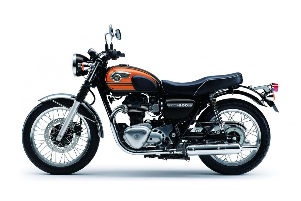 Kawasaki Announced Today That 2017 Will Be The Last Model Year For W800 As Retro Classic Machine Is Going Way Of Dodo