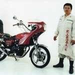 Bōsōzoku bikers, 1980's