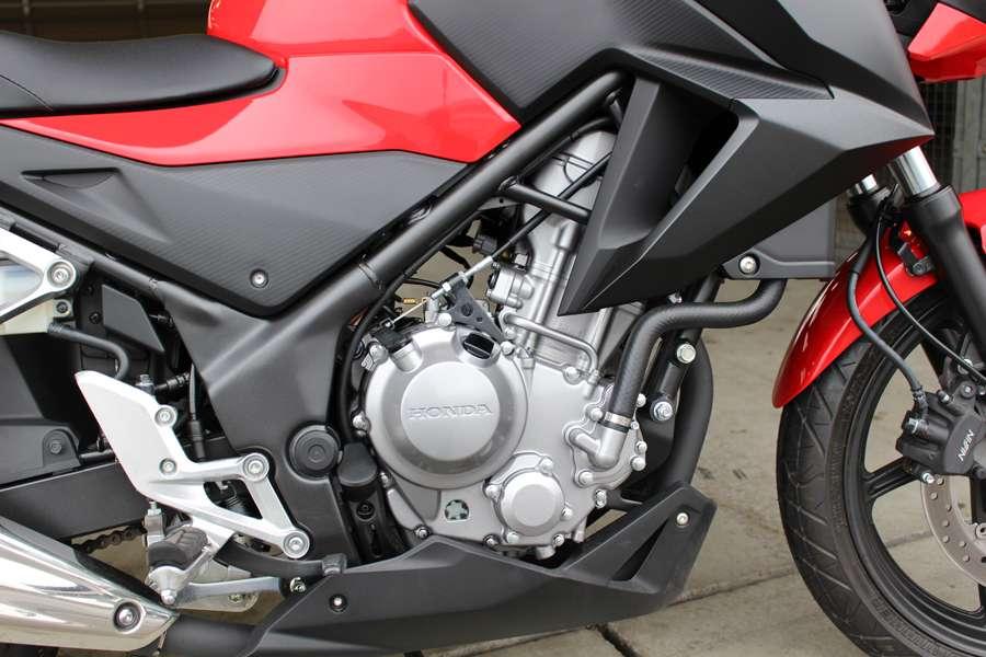 cb250 engine