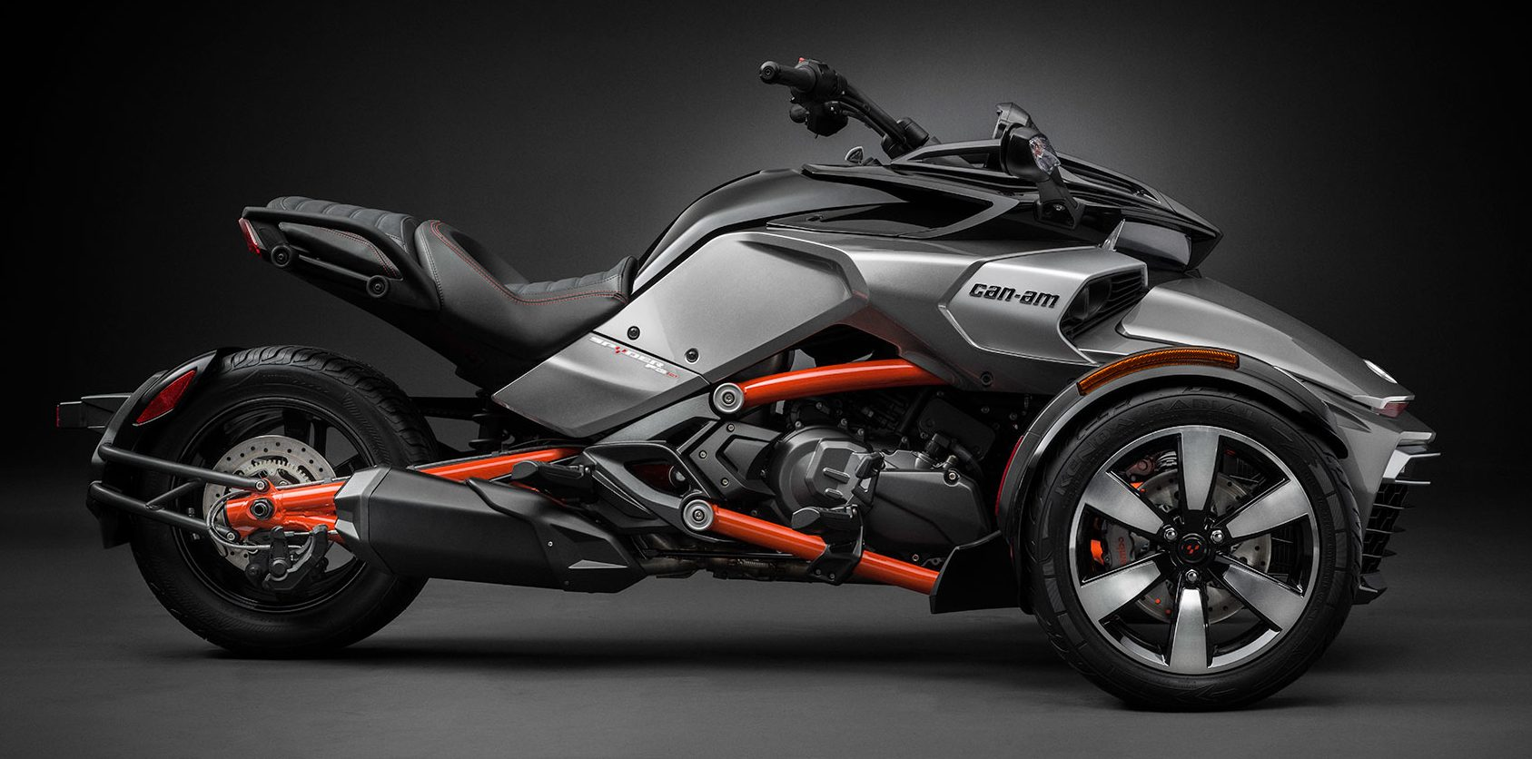 Brp Can Am Spyder >> 2016 Can-Am Spyder F3-S: from concept to reality | Webike Thailand