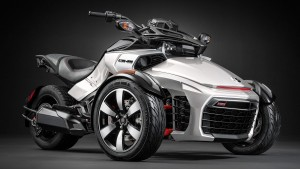 2016 Can-Am Spyder F3-S: from concept to reality
