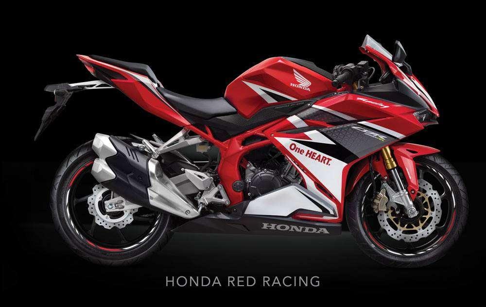 Honda Red Racing