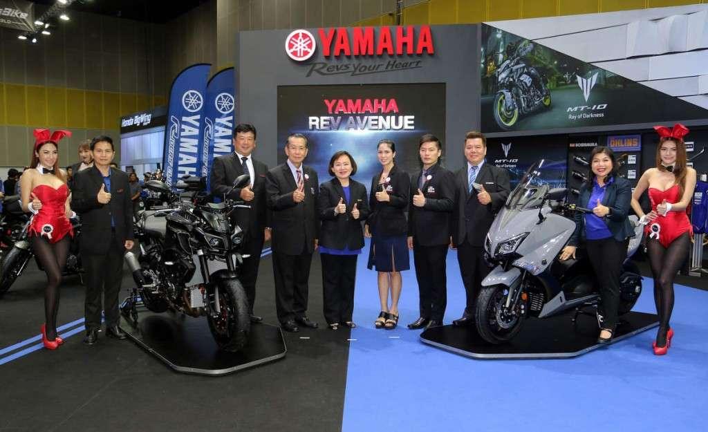 01 Yamaha Rev Avenue