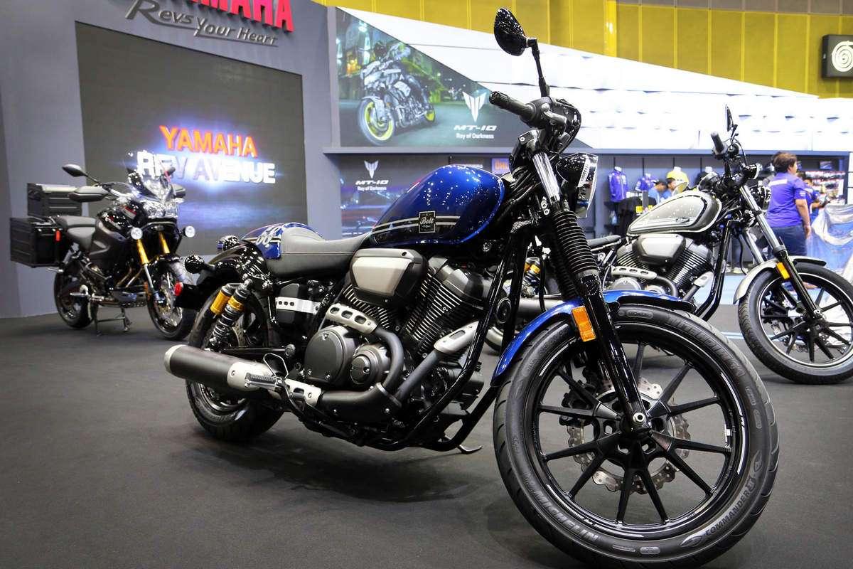 04 Yamaha Rev Avenue