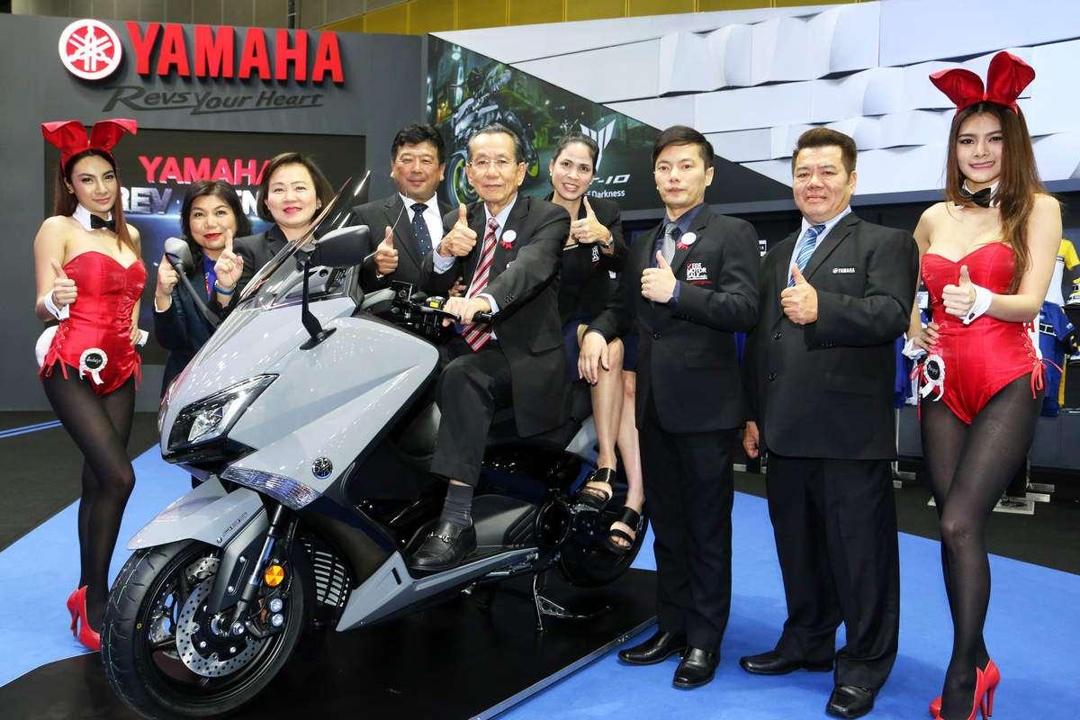 19 Yamaha Rev Avenue