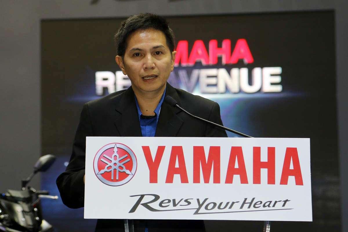 25 Yamaha Rev Avenue