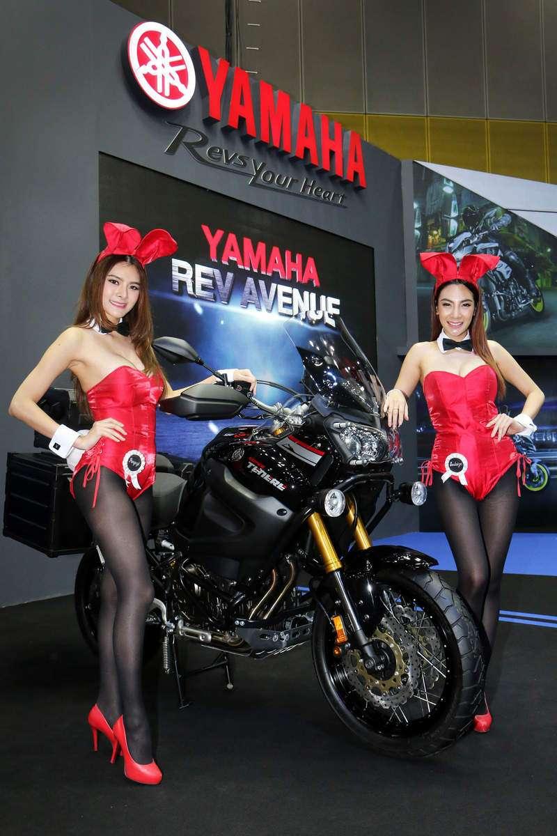29 Yamaha Rev Avenue