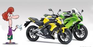 Kawasaki อำลา ER พร้อมเปิดตัว 650cc ใหม่สองรุ่น Ninja 650 / Z650!