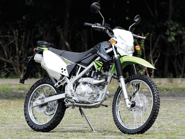 Test Ride Review KLX125 Is Back Genuine 125 To Enjoy Off Road