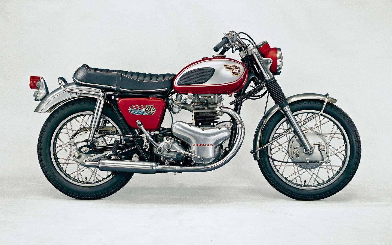 Kawasaki W175 2020