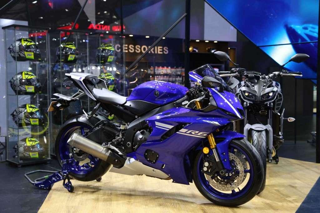 Yamaha YZF-R6 (5)
