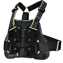 TRV070 CROSSLAY CHEST PROTECTOR WITH BELT