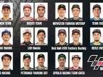 MotoGP 2019 Rider Line Up