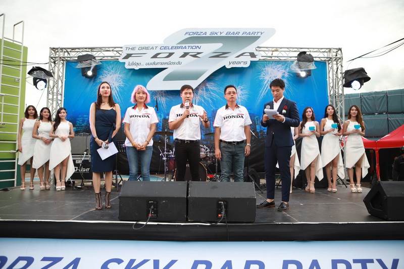 A.P.Honda_ฮอนด้า_Forza sky bar party 7th anniversary (21)