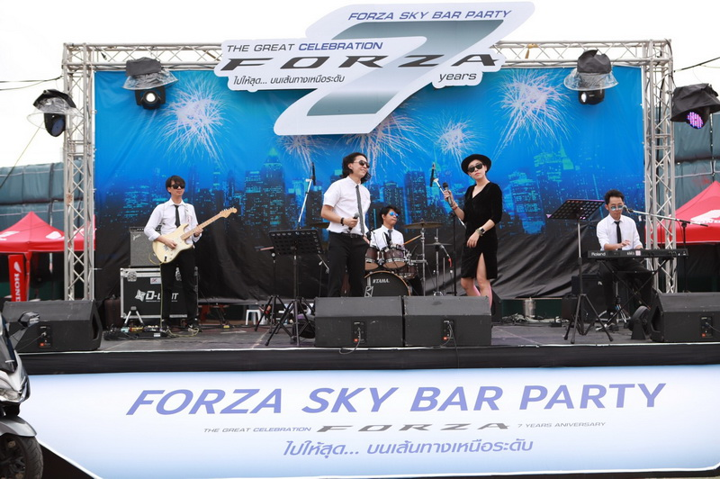 A.P.Honda_ฮอนด้า_Forza sky bar party 7th anniversary (9)