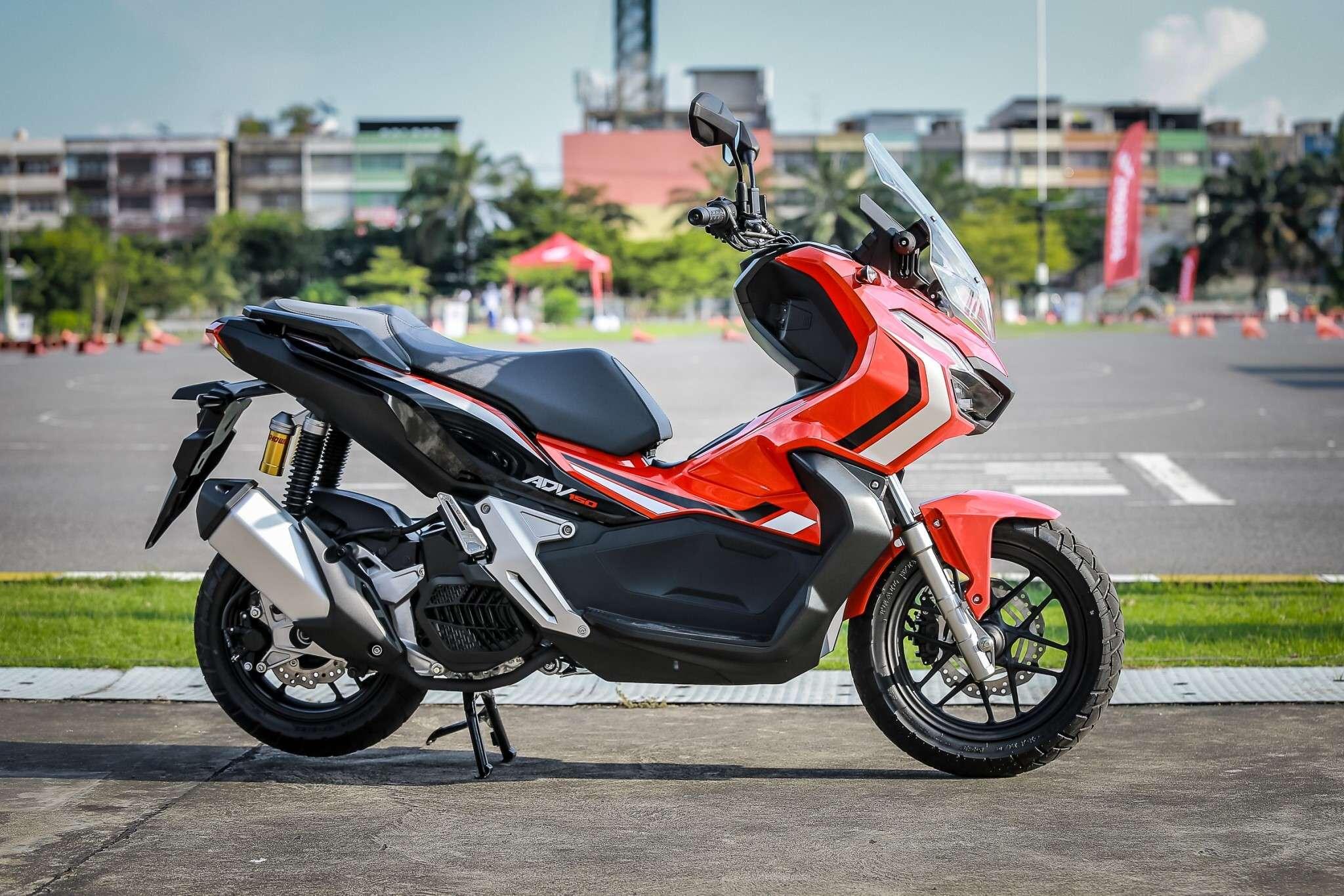 Test Drive ADV 150 By Boy ThaiGP_191028_0111