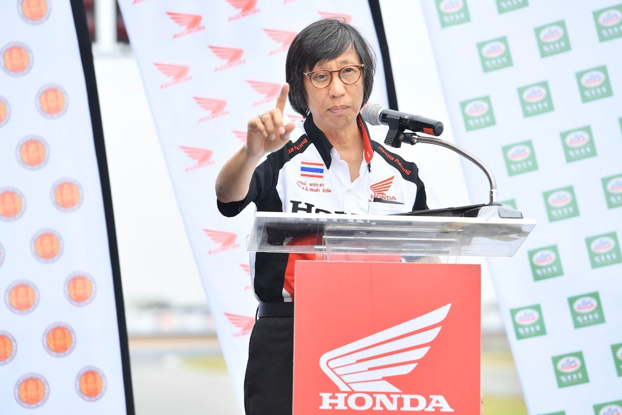 พิธีเปิด Honda ECO 2019_ (11)