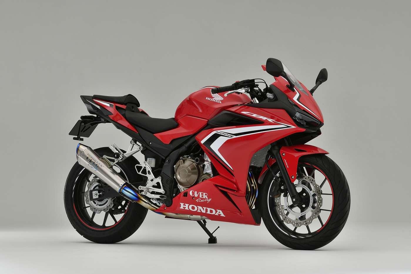 HondaCBR500R