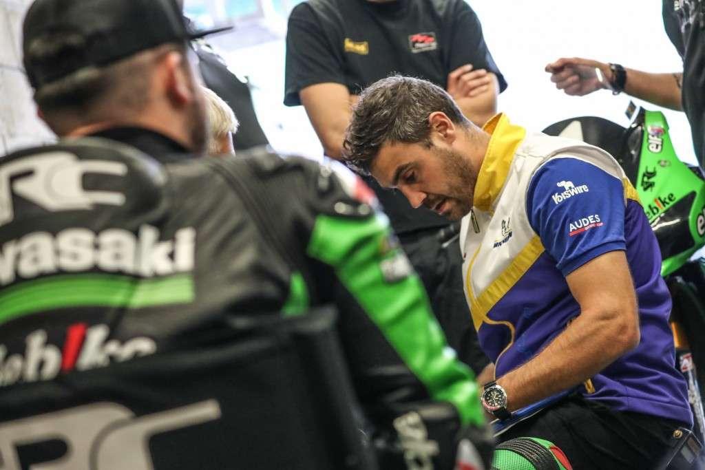 Fim_Ewc_24h_Motos_Test_Days_2020_Webike SRC, Erwan Nigon, Jeremy Guarnoni, David Checa, Kawasaki ZX10R, Formula EWC