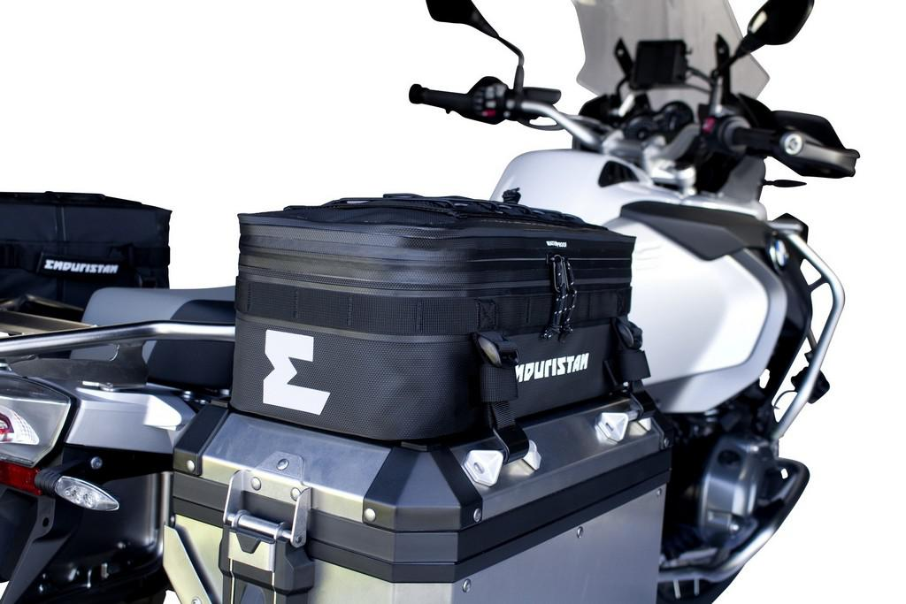 【Enduristan】PANNIER TOPPER (S) Width 20 CM Capacity 12 L.