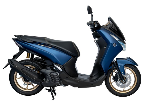 Yamaha-Lexi-125-S-2019-Blue