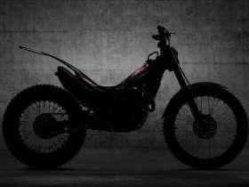 ¡Montesa anuncia su nueva Cota 301RR a través de este teaser!
