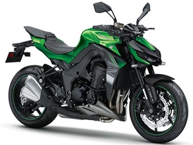 KAWASAKI Z1000 (Water-cooled)